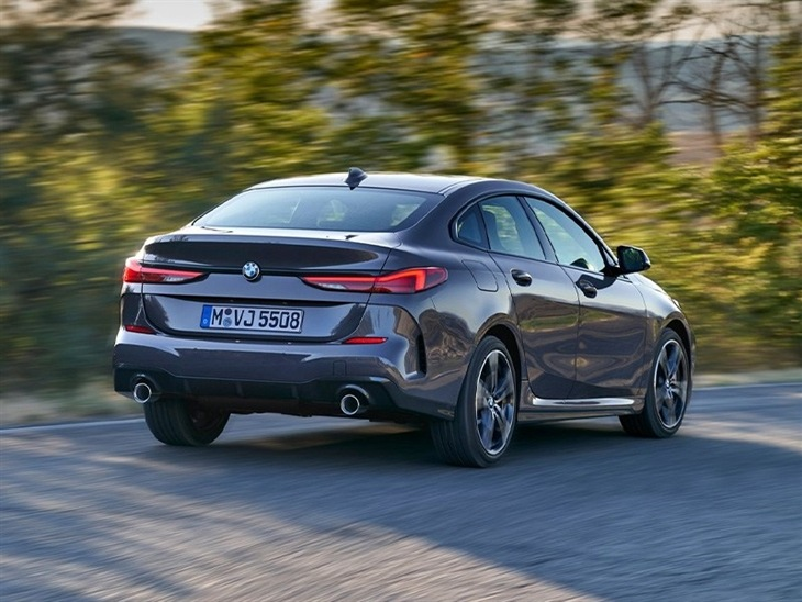 BMW 2 Series Gran Coupe 218i M Sport DCT | Car Leasing ...