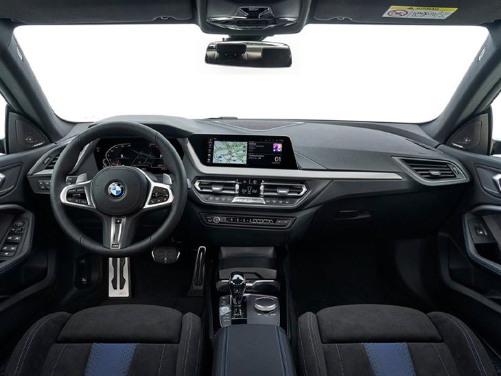 Bmw 2 Series Gran Coupe 218i M Sport Dct Car Leasing