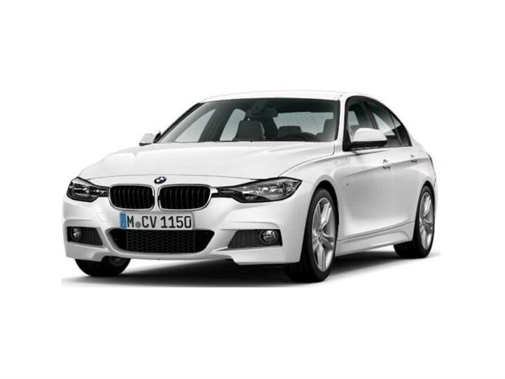 BMW 3 Series Saloon 335d xDrive M Sport Step Auto