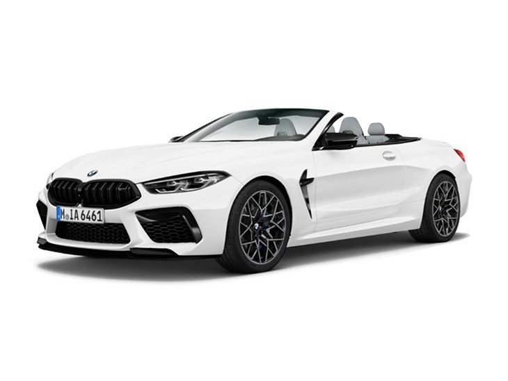 Bmw M8 Convertible Competition Dct Car Leasing