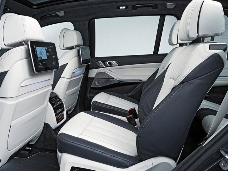 Bmw X7 Xdrive40i Step Auto Car Leasing Nationwide