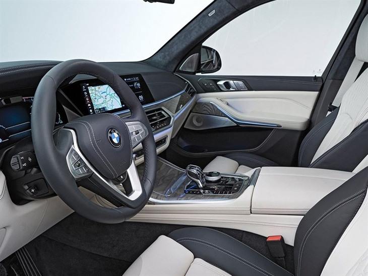 Bmw X7 Xdrive M50d Step Auto Car Leasing Nationwide Vehicle Contracts