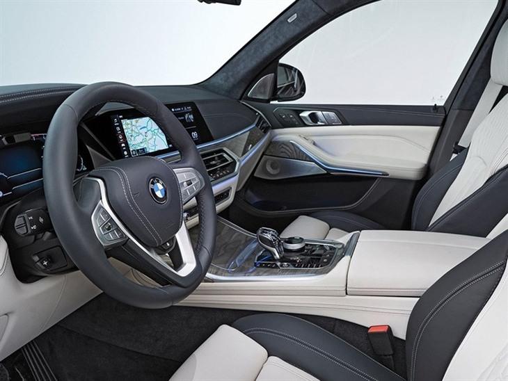 Bmw X7 Xdrive M50d Step Auto Car Leasing Nationwide