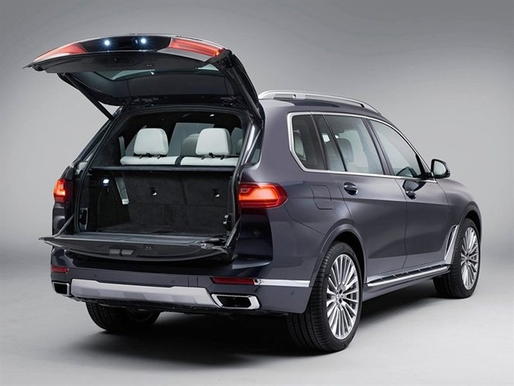 Bmw X7 Xdrive M50d Step Auto Car Leasing Nationwide