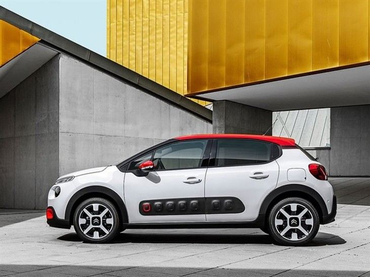citroen c3 hatchback 1 2 puretech 82 touch car leasing nationwide vehicle contracts. Black Bedroom Furniture Sets. Home Design Ideas