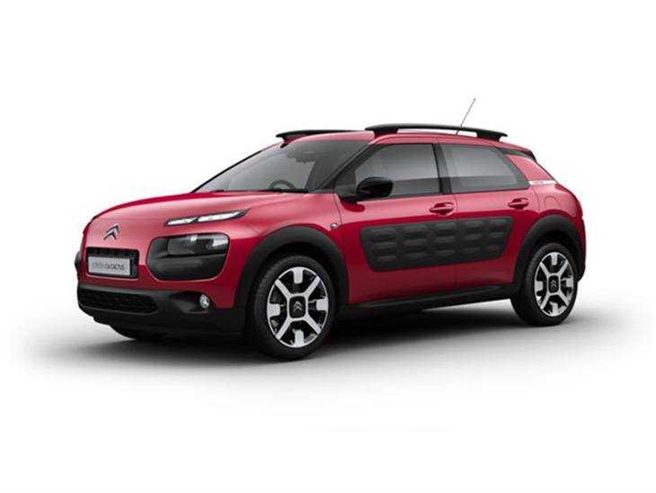 Citroen C4 Cactus Flair