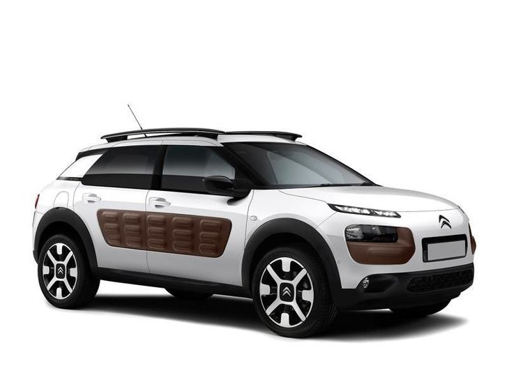 Citroen C4 Cactus 1.6 BlueHDi Flair