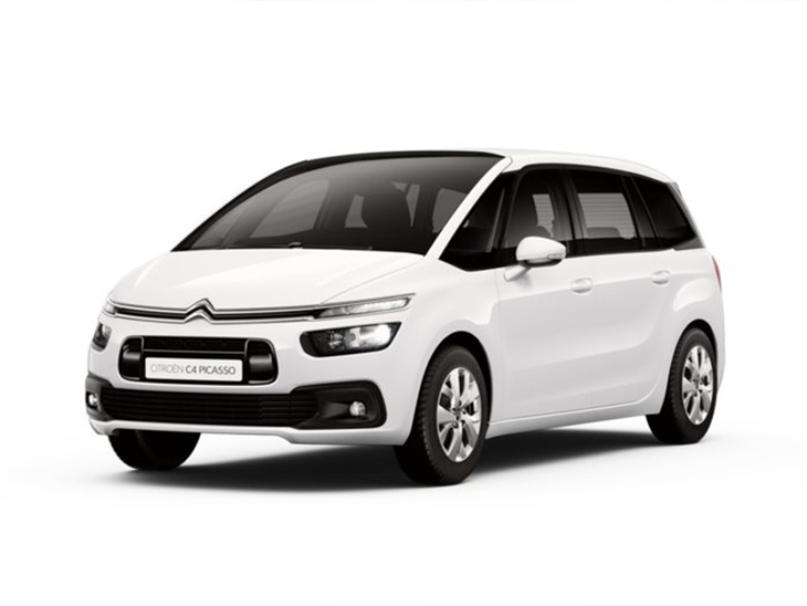citroen grand c4 picasso 1 6 bluehdi 100 touch edition 7 seat car leasing nationwide. Black Bedroom Furniture Sets. Home Design Ideas