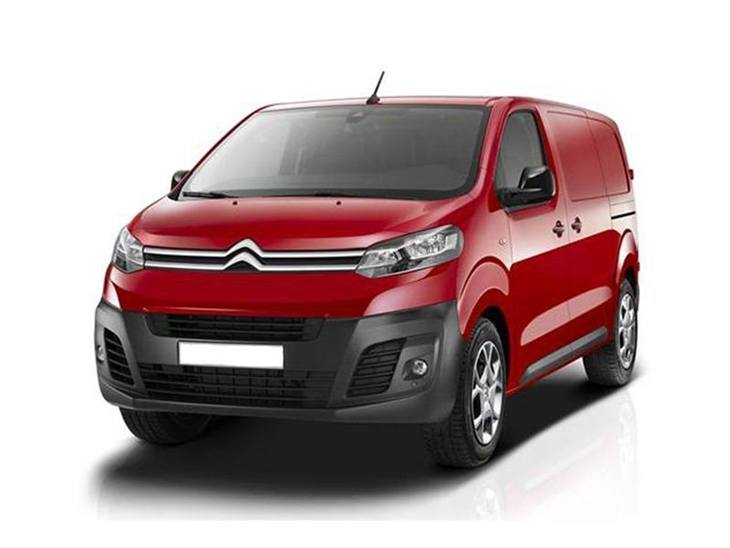 citroen new dispatch 800