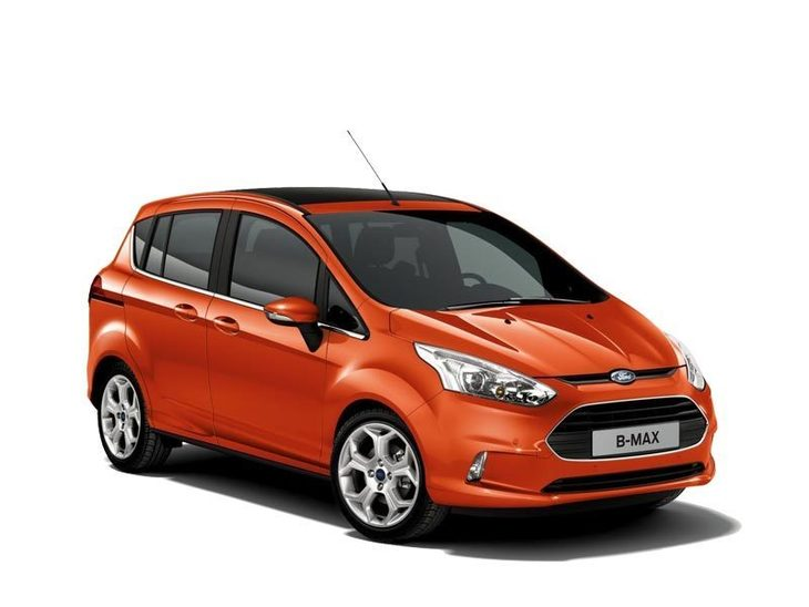ford b max 1 4 zetec contract hire and car lease from. Black Bedroom Furniture Sets. Home Design Ideas