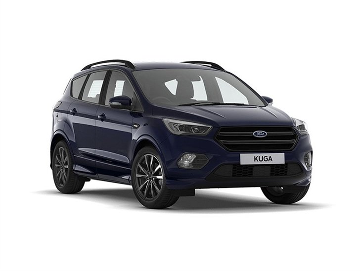 ford kuga 2 0 tdci 180 st line auto 4wd car leasing nationwide vehicle contracts. Black Bedroom Furniture Sets. Home Design Ideas