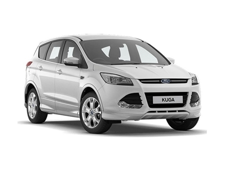 Ford Kuga *Pre Current* 2.0 TDCi 150 Titanium Sport (Nav) 5dr 2WD *Inc. Appearance pack*