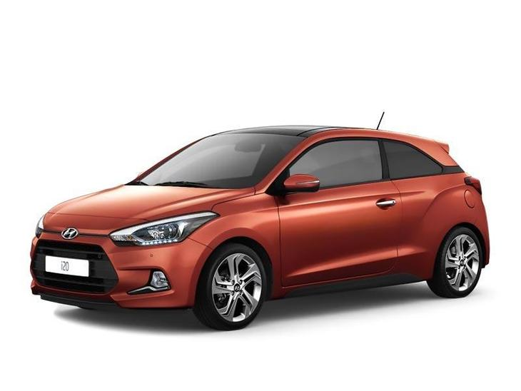 hyundai i20 coupe 1 2 se contract hire and car lease from. Black Bedroom Furniture Sets. Home Design Ideas