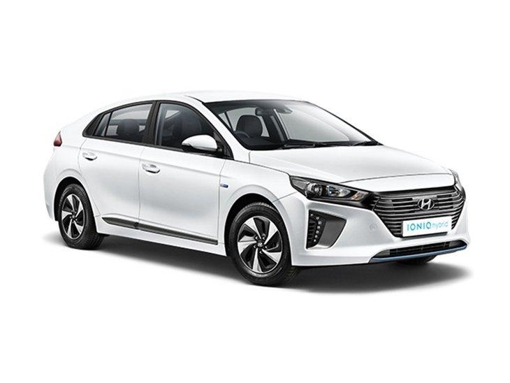 Hyundai Ioniq 1 6 Gdi Hybrid Se Dct Car Leasing