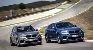 New BMW X5 M and X6 M are All Things to All Men