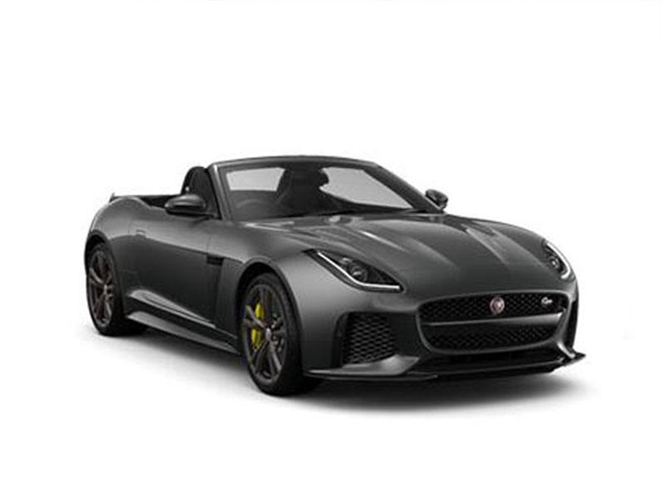 Jaguar F Type Convertible V6