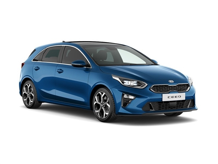 kia ceed 1 4t gdi isg blue edition dct car leasing. Black Bedroom Furniture Sets. Home Design Ideas