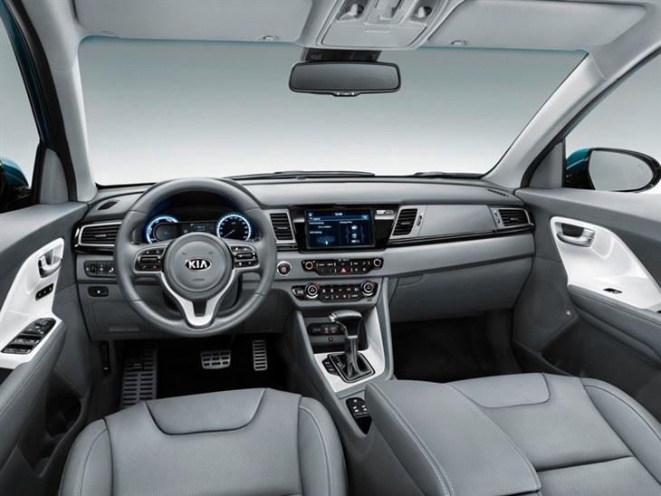 Kia Niro 1 6 Gdi Phev 3 Dct Car Leasing Nationwide