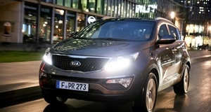 2014 Kia Sportage Review by Nationwide Vehicle Contracts