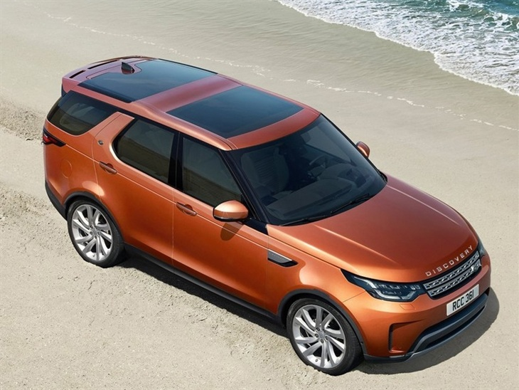 Land Rover Discovery *New Model*