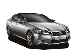 Lexus GS 450h 3.5 Luxury CVT