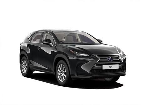 Lexus NX Estate 300h 2.5 Luxury 5dr CVT (Premium Nav)