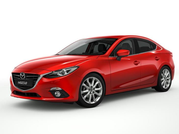 mazda 3 fastback sport nav contract hire and car. Black Bedroom Furniture Sets. Home Design Ideas