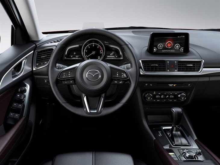 Mazda 3 Hatchback  Interior