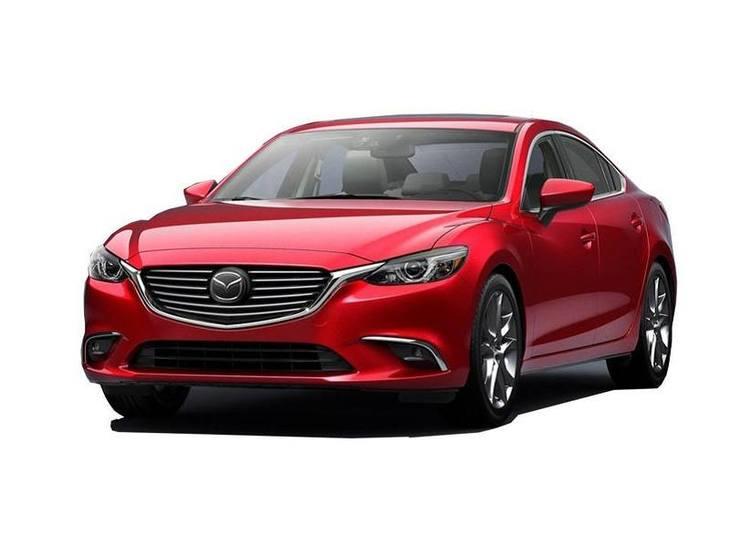 Mazda 6 Saloon 2 2d 175 Sport Nav Auto Contract Hire
