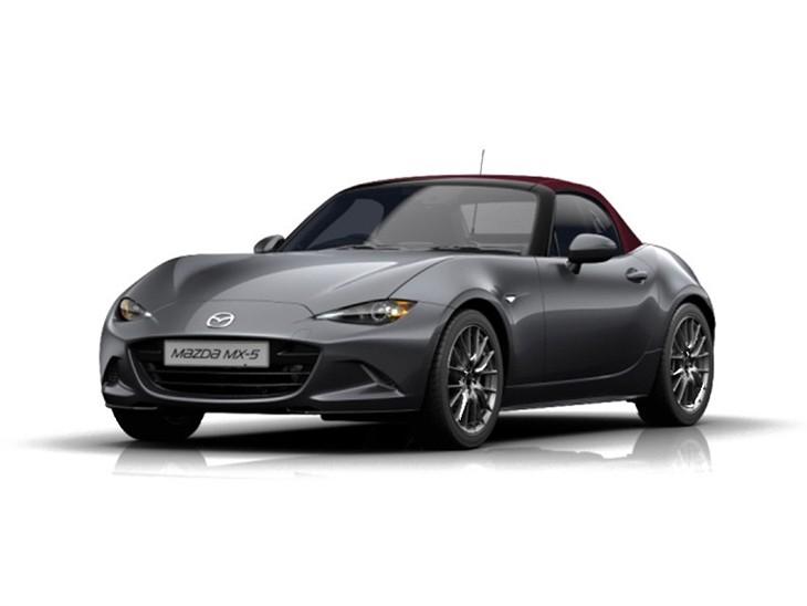 mazda mx 5 2 0 z sport car leasing nationwide vehicle. Black Bedroom Furniture Sets. Home Design Ideas