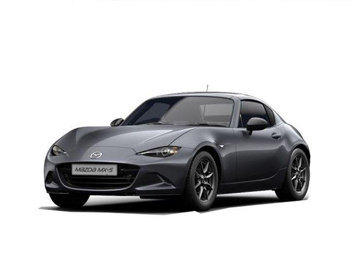 mazda mx 5 rf 1 5 sport nav car leasing nationwide. Black Bedroom Furniture Sets. Home Design Ideas