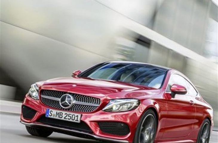 Everything You Need To Know About The New Mercedes C Class Coupe
