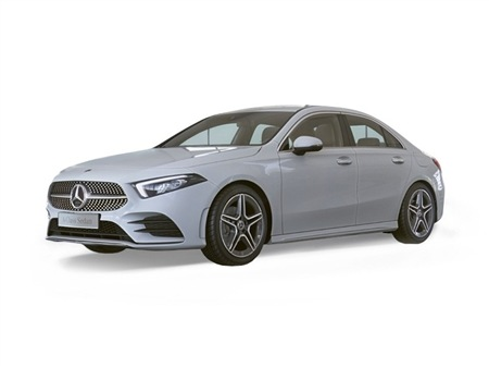 Mercedes-Benz A Class Saloon A180d AMG Line Executive Auto