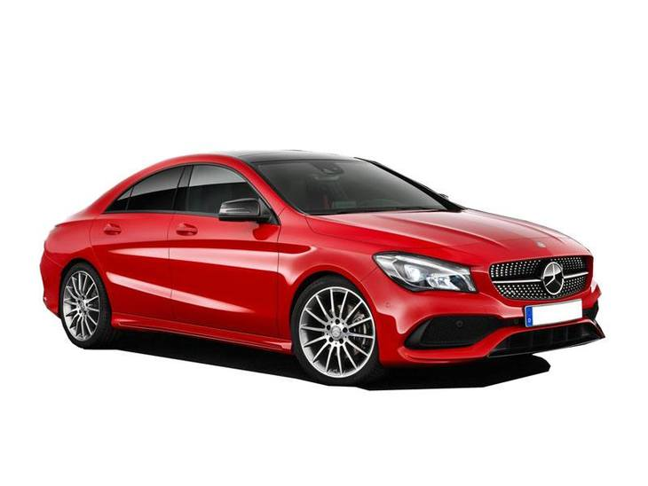 Mercedes Benz CLA Coupe New Model