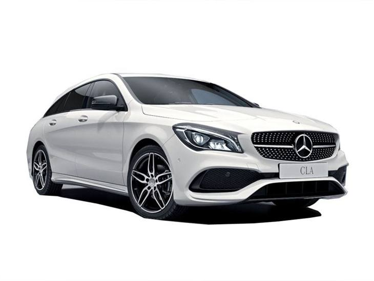Mercedes Benz CLA Shooting Break AMG Line