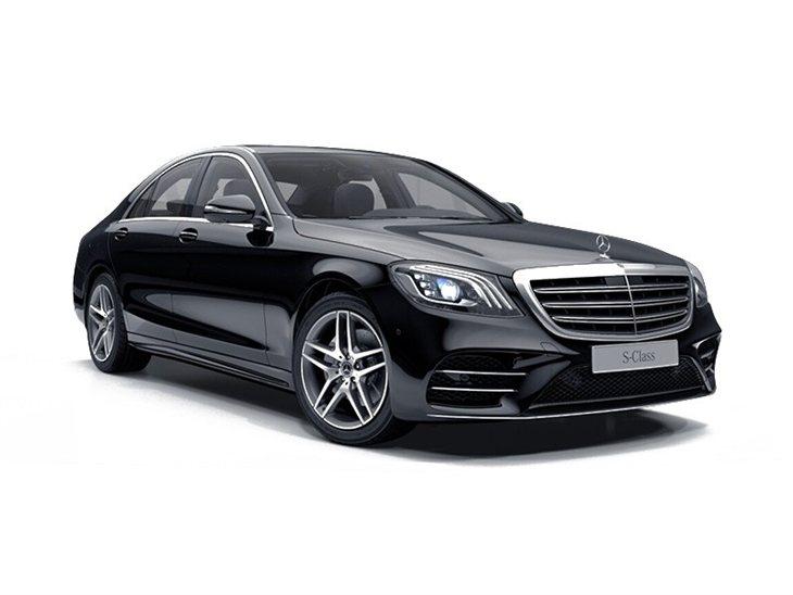 Mercedes-Benz S Class Saloon S450L AMG Line Premium 9G-Tronic | Car