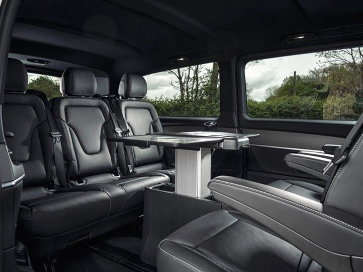 Mercedes-Benz V Class V250 d AMG Line Auto | Car Leasing ...