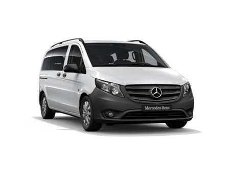 Mercedes-Benz Vito Tourer 119 CDI Select 8-Seater 7G-Tronic Extra Long
