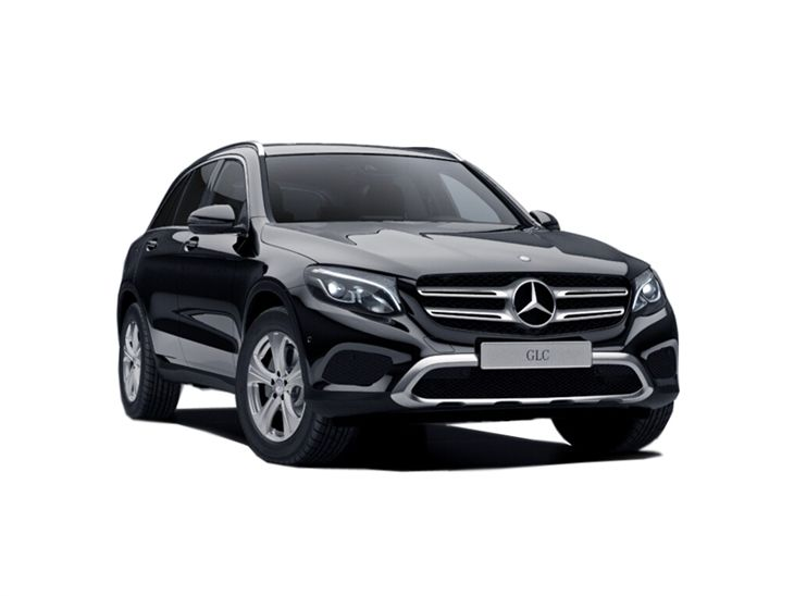 Mercedes GLC Coupe Sport
