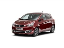 Mitsubishi Mirage *New Model*