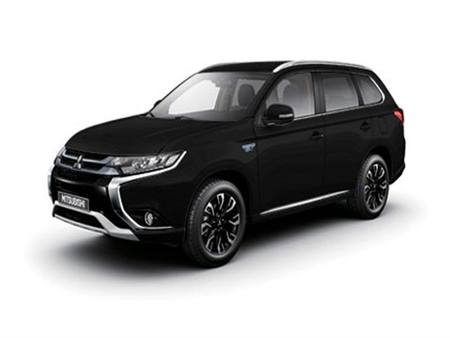Mitsubishi Outlander Commercial 2.2 DI-D 4Work GX1