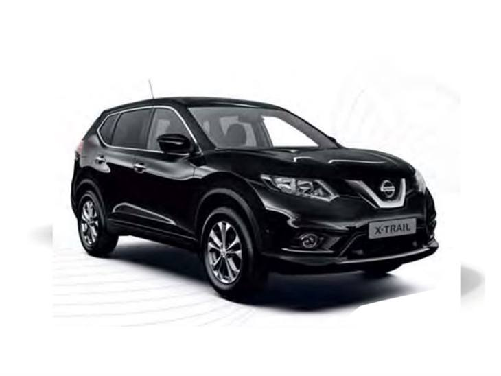 nissan x trail acenta contract hire and car lease. Black Bedroom Furniture Sets. Home Design Ideas