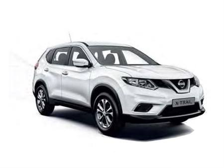 Nissan X Trail 1.6 dCi Visia Smart Vision Pack