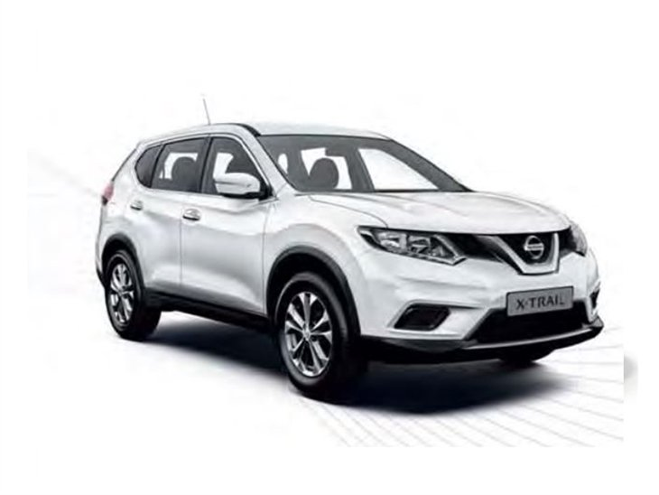 Nissan X Trail 1 6 Dci Visia Smart Vision Pack 7 Seats