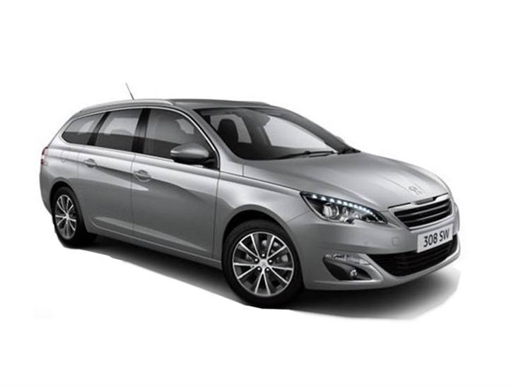 peugeot 308 sw 1 2 puretech 110 allure car leasing nationwide vehicle contracts. Black Bedroom Furniture Sets. Home Design Ideas