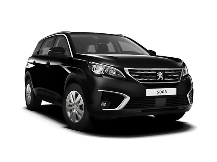peugeot 5008 crossover 1 2 puretech allure 5dr car. Black Bedroom Furniture Sets. Home Design Ideas