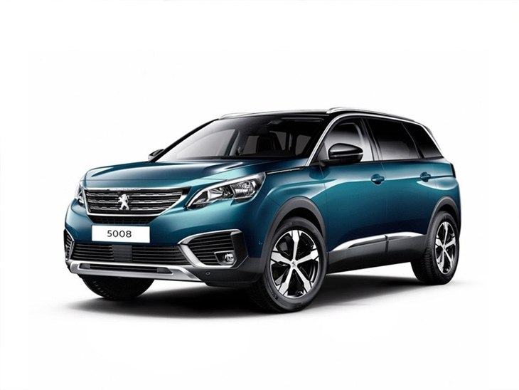 peugeot 5008 crossover 2 0 bluehdi 180 gt eat8 car. Black Bedroom Furniture Sets. Home Design Ideas
