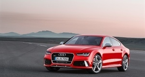 The New Generation Audi RS 7 Sportback; sharper and more efficient