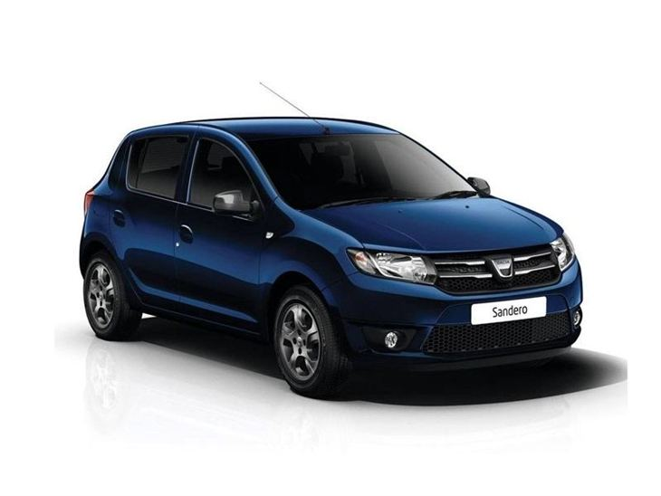 dacia sandero 1 2 16v 75 ambiance car leasing nationwide vehicle contracts. Black Bedroom Furniture Sets. Home Design Ideas