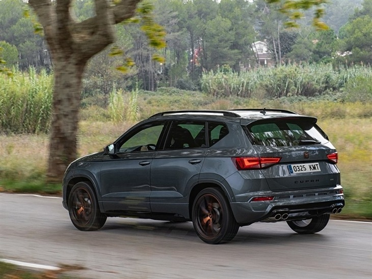 seat cupra ateca 2 0 tsi dsg 4drive car leasing. Black Bedroom Furniture Sets. Home Design Ideas